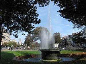 Brighton's Mazda Fountain